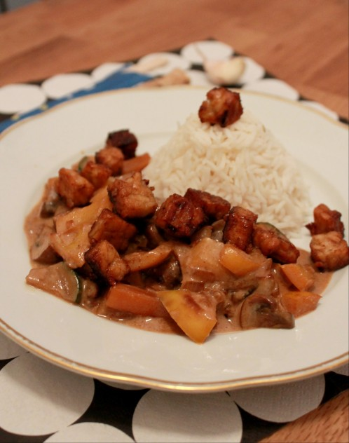 tempehcurry